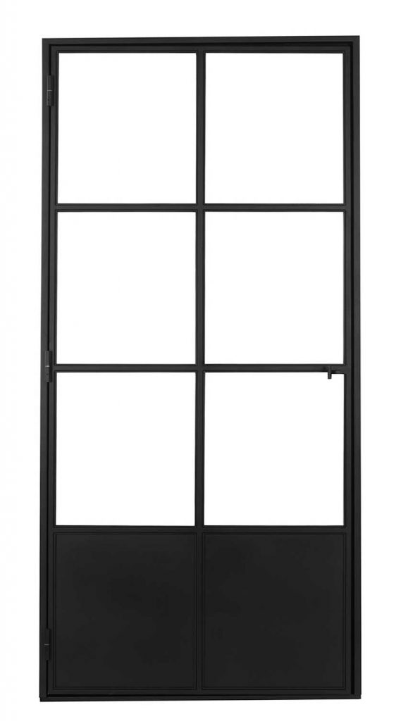 Ferro Elegance Black – 6 glasverdelingen