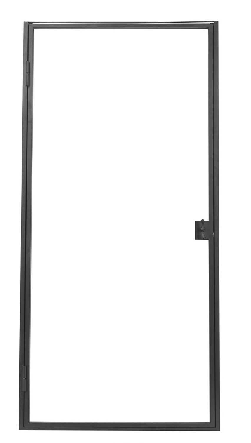 Ferro Classico Black Steel Kit – Glas